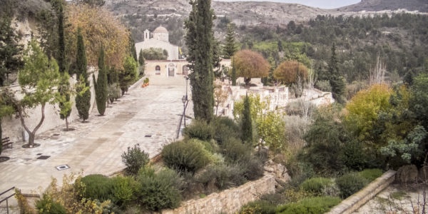 The Monastery of Saint Neophytos Cipro (4)