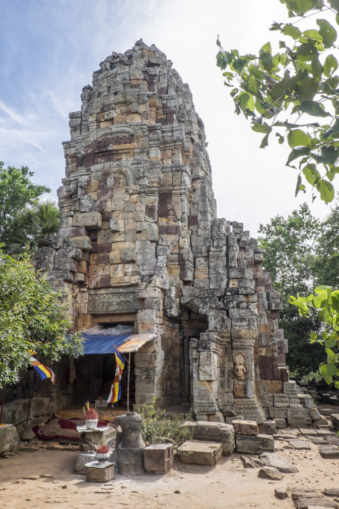 Battambang Banan Temple (1)