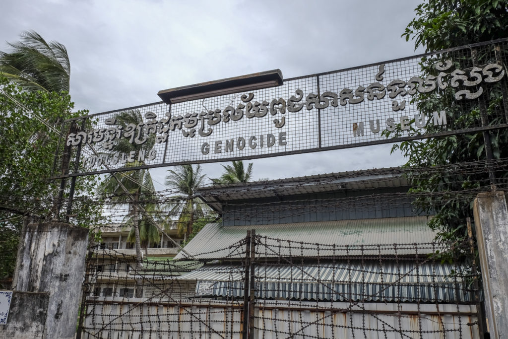 Tuol Sleng Genocide Museum 01