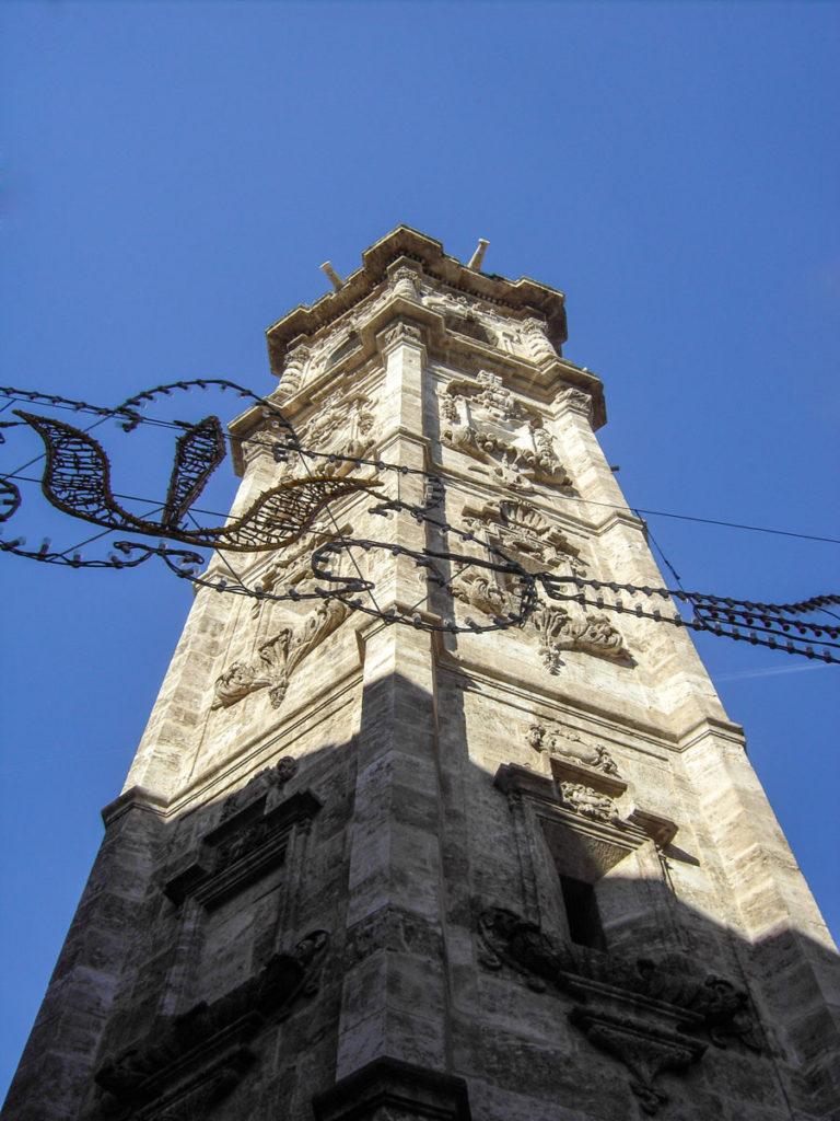 Campnile Església de Santa Caterina
