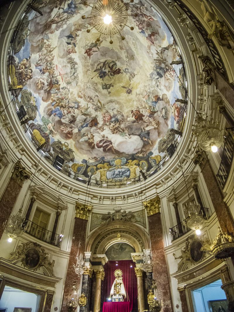 Real Basílica De Nuestra Señora De Los Desamparados