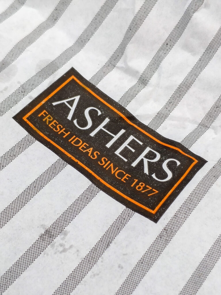 Lossiemouth Ashers food