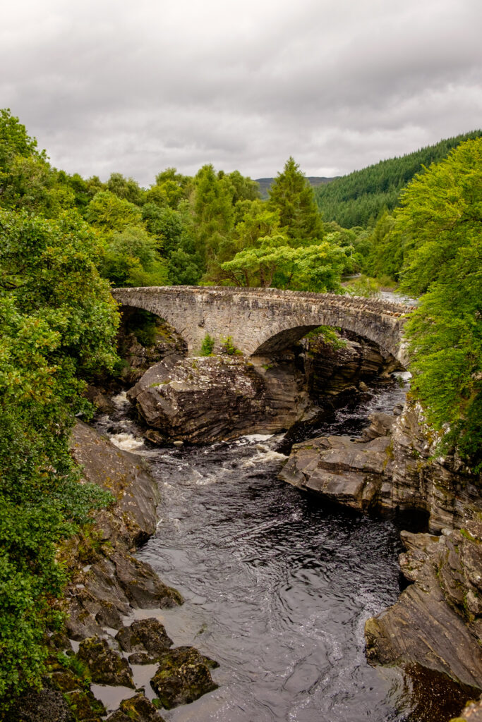 Old Bridge - Invermoriston