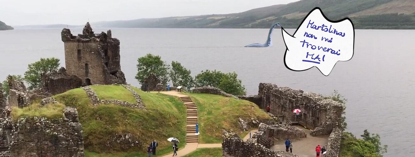 Copertina Loch Ness